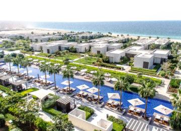 Pool Overview _The Oberoi Beach Resort Al Zorah