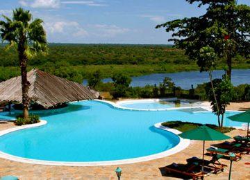 Paraa Lodge Pool View