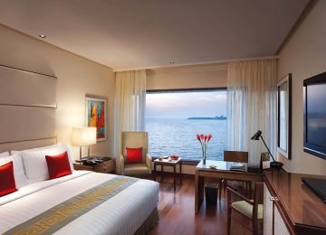 Premier Ocean View Room © The Oberoi Mumbai