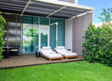 Premier Room with Private Garden©The Oberoi Beach Resort Al Zorah