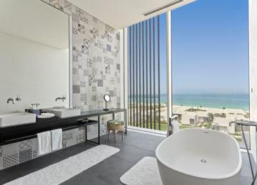 Premier Suite Bathroom _The Oberoi Beach Resort Al Zorah Ajman