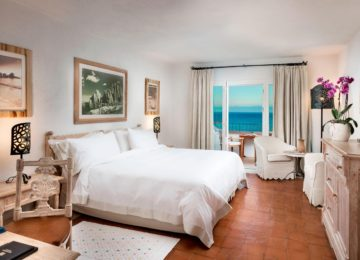 Premium Double Schlafzimmer©Hotel Romazzino