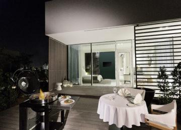 Premium Three Bedroom Villa_Barbeque _The Oberoi Beach Resort Al Zorah Ajman