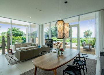 Premium Two Bedroom Villa with Pool_Living Area _The Oberoi Beach Resort Al Zorah Ajman
