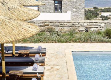 Privat Pool©Acron Villas Paros