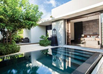 Private Pool Villa©Nizuc Resort & Spa