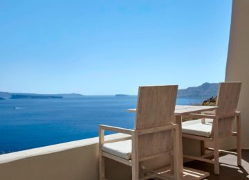 Private Terrasse©Mystique, A Luxury Collection Hotel