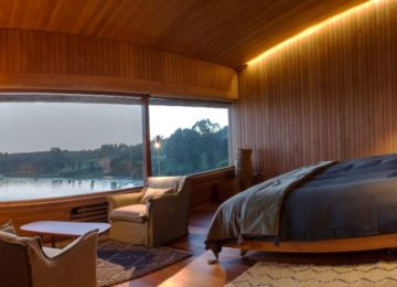 Pullao Zimmer©Tierra Chiloé Hotel & Spa