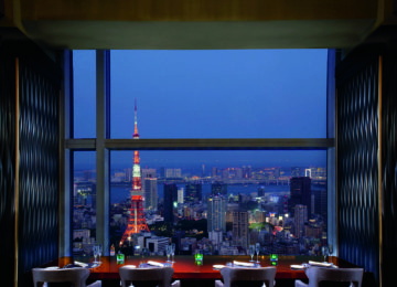 RC Tokyo_Towers ©The Ritz Carlton Tokyo
