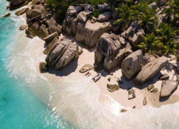 Aerial_Hotel Raffles Praslin