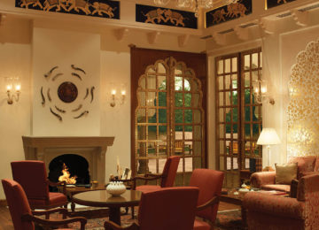 Rajmahal Bar © The Oberoi Rajvilas