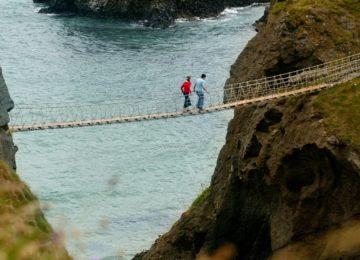 Carrick©rede Rope Bridge