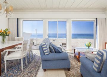 Residence Estrela do Mar Living room ground floor