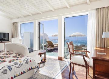 Residence Estrela do Mar Master bedroom