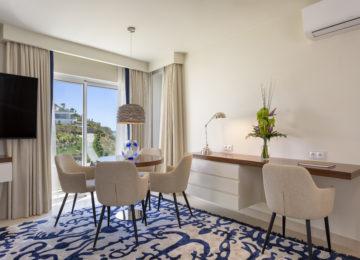 Residence Sol e Mar Living Room