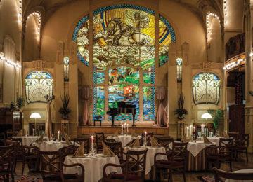 Restaurant©Belmond Gran Europe