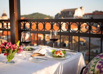 Restaurant©Boutique Hotel Stari Grad