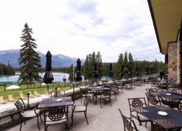 Restaurant©Fairmont Jasper Park Lodge