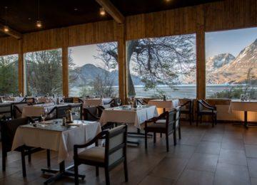 Restaurant©Hosteria Lago Grey