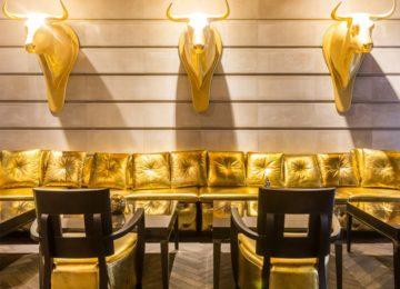 Restaurant©Hotel Banke