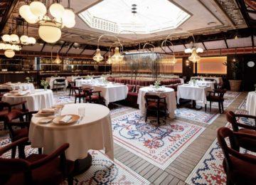 Restaurant©BLESS Hotel Madrid