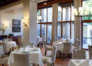 Restaurant©Hotel Parador de Cáceres  Extremadura Spanien