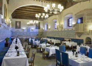Restaurant©Hotel Parador de Plasencia