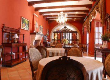 Restaurant©Parador Santa Maria Hotel