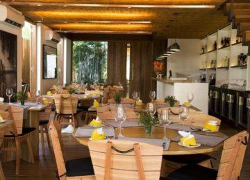 Restaurant©Pousada Literária de Paraty