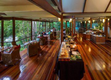 Restaurant©Silky Oaks Lodge Australien