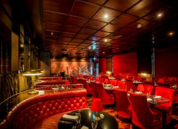 Restaurant©The Merchant Hotel