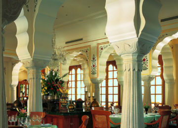 Restaurant © The Oberoi Rajvilas