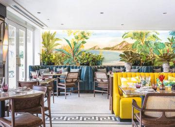 Restaurant ©BelmondCopacabanaPalace