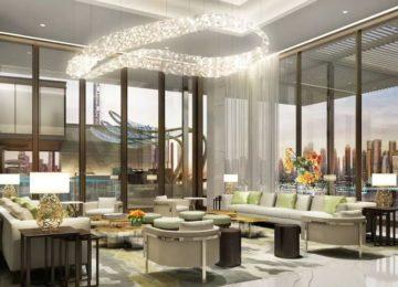 Restaurant ©The Royal Atlantis Resort & Residences Dubai
