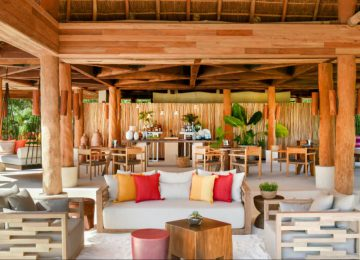 Restaurant©Rosewood Mayakoba,Mexiko