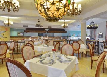Restaurant Grand Hotel Iberostar Trinidad © Iberostar