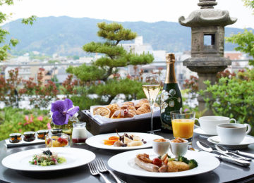 Ritz Carlton Kyoto Breakfast ©The Ritz Carlton Kyoto
