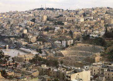 Roman Theatre & Old Amman ©Travco Jordan