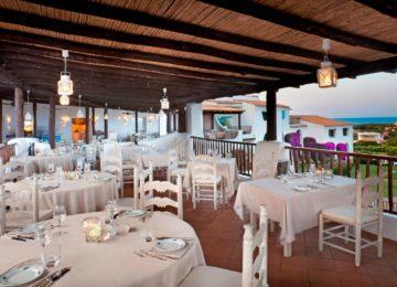 Romazzino Restaurant©Hotel Romazzino