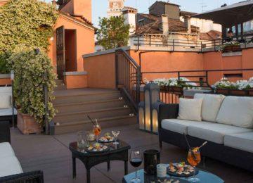 Rooftop Altana©Starhotels