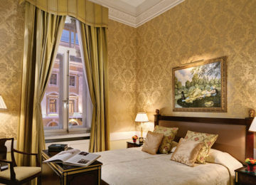 Room©Belmond Gran Europe