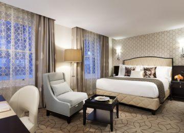 Rosewood Hotel Georgia©Zimmer
