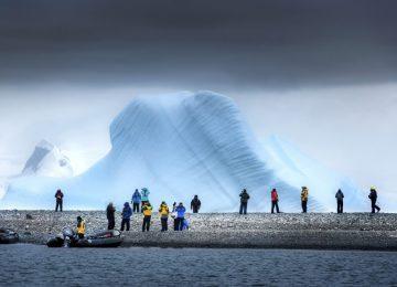 Magellan Explorer Antarktis Überflug Drake Passage