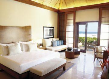 Luxus Villa Schlafzimmer ©Shanti Maurice