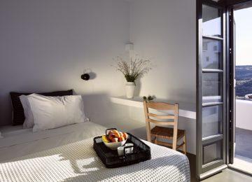 Sky 3-Schlafzimmer Villa Meerblick mit privatem Pool©Acron Villas Paros