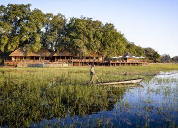 Africa Botswana©Okavango Delta, Sanctuary Chief's Camp