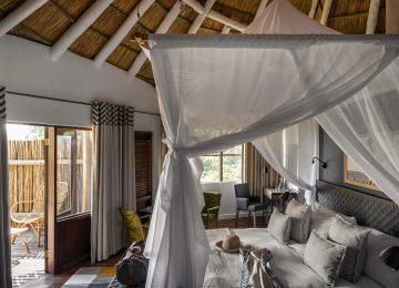 Africa, Zambia, Sanctuary Sussi  Chuma