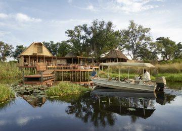 Mark Williams©Botswana Sanctuary Baines' Camp