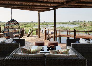 Mark Williams©Sanctuary Baines Camp Botswana