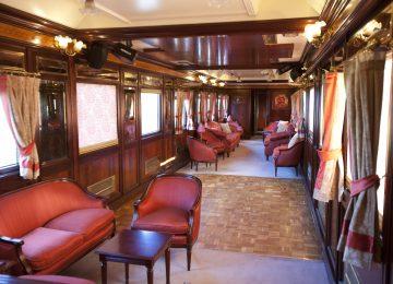 Salonwagen Tren Al Andalus © Renfe
